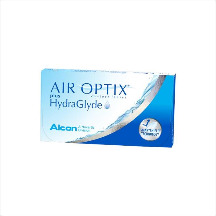 Air Optix Plus Hydraglyde